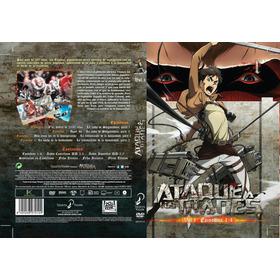Ataque A Los Titanes Mp4 Anime