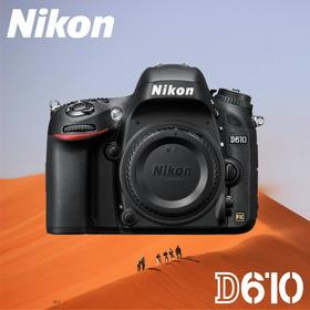 Nikon D610 Dslr Profesional Financiamiento - Inteldeals