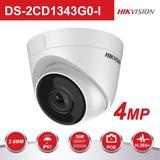Camara De Seguridad Hikvision Ds-2cd1343g0-i H265+ Ip67 Poe