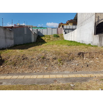 Lote 300m2 Resid El Portillo - San Isidro De Heredia - Ganga