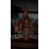 Rompecabezas Iglesia De San Basilio Rusia