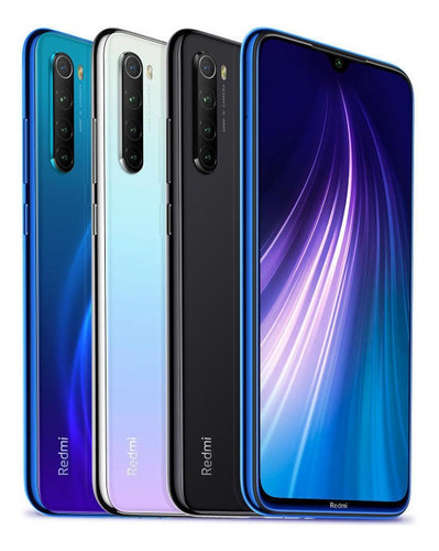 Xiaomi Redmi Note 8 Note8 128gb + Funda Gratis Techmovil