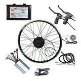 Bicicleta Electrica Kit De Conversion 500 Watts Engranado