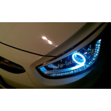Reparación Focos Faros Silvines Hyundai Accent 2014-2020