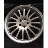 Aros 19 De Mercedes 5x112mm - Ancho Fino