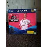 Sony Playstation Ps4 Pro 1tb Consola Y Fifa 20 Bundle 4k