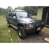 Toyota Hilux 87 4x4 4 Cilindros Recibo!!