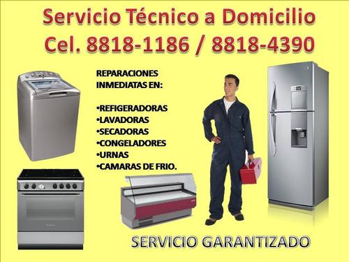 A Domicilio Reparó Lavadoras Refrigeradora Revisión Gratuita