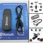 Recibidor De Señal Bluetooth Usb Aux 3,5 Excelente Calidad
