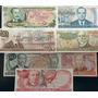 Set De Billetes De Costa Rica Unc