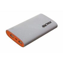Cargador Portable Sharkk Dual. 15 Mil Mah. Nuevo. R Y M