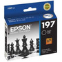 Epson Cartucho Negro 197 Para Xp-101/201/211/401 Work