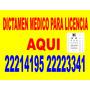 Dictamen Medico De Licencia Digital En San José Centro