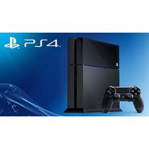 Ps4 Playstation 4 Nuevos + 7 Juegos + Garantia Financiamieto