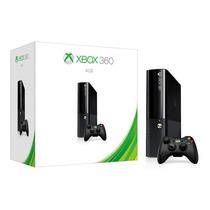 Xbox 360 E 4gb + 1 Juego Orig + Garantia Financiamiento