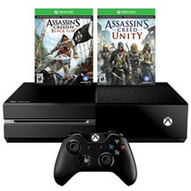 Xbox One .... 500gb Assassin