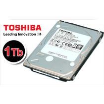 Disco Duro Interno Toshiba 1 Tb 2.5 Sata Para Portátil
