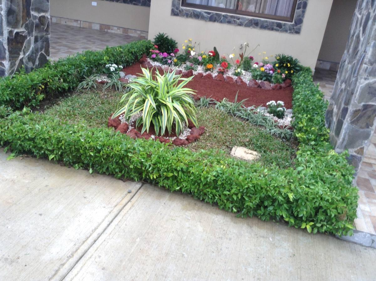 Dise o y decoraciones de jardines cartago en mercado libre - Decoraciones de jardin ...