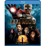 Iron Man 2 Original Edición De 1 Disco Blu-ray