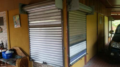 Instalacion Venta Reparacion De Cortinas Metalicas Y Portone