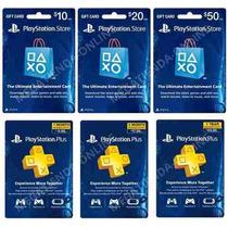 Tarjetas Playstore (psn) Xbox E-shop (nintendo) Y Steam 3b