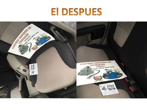 Limpieza Asiento Vehiculo Tapiceria