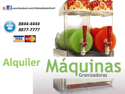 Maquina Granizadora Margaritas Daiquiri Granizados Smoothie