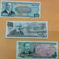 Billetes De Costa Rica (serie, Firma Premio Nobel De La Paz)
