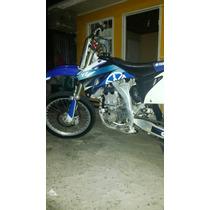 Yamaha Yz 2007