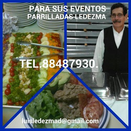 Parrillada Y Catering