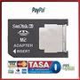 Adaptador M2 A Memory Stick Ms Pro Duo Psp Sony Tf
