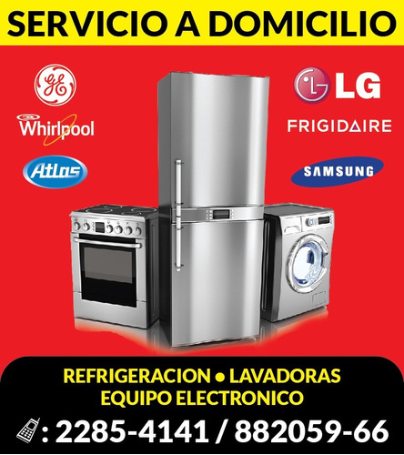 Reparacion De Lavadoras, Secadoras Y Refrigeradores 88205966