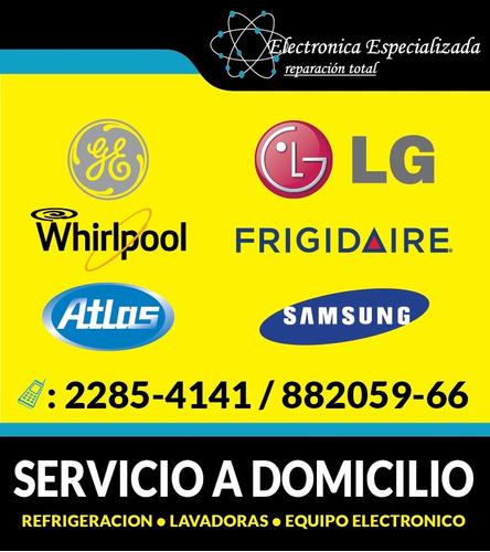 Reparacion Lavadoras,refrigeradores Domicilio 22854141