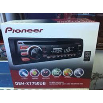 Radio Pioneer Deh-x1750ub