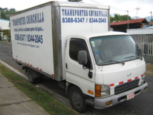 Transportes Chinchilla