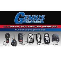 Alarma Para Carro Genius, Hay De Todos Los Logotipos, Oferta