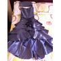 Precioso Vestido Fiesta-graduación Amanda Boutique, Talla S