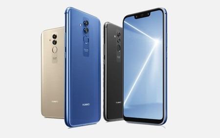 Huawei Mate 20 Lite Nuevos!! Grupo Villa
